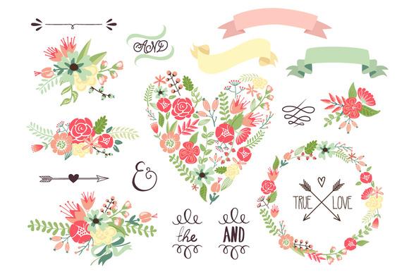 Florais clipart #14, Download drawings