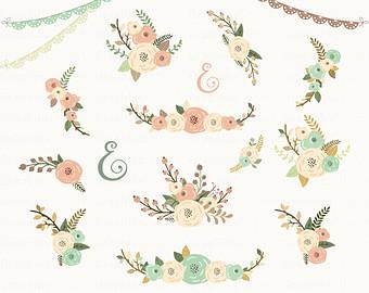 Florais clipart #11, Download drawings
