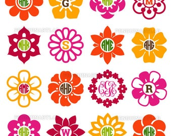 Floral svg #547, Download drawings
