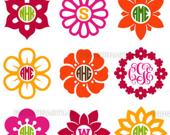 Flower svg #19, Download drawings