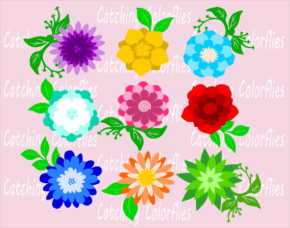 Floral svg #10, Download drawings
