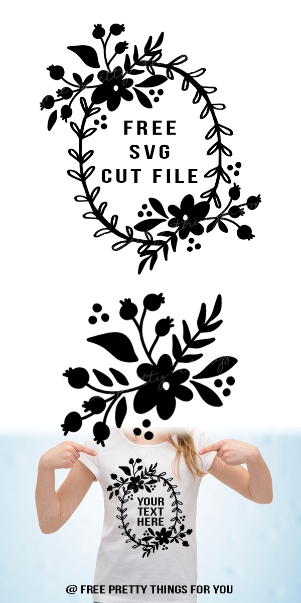 floral svg free #157, Download drawings