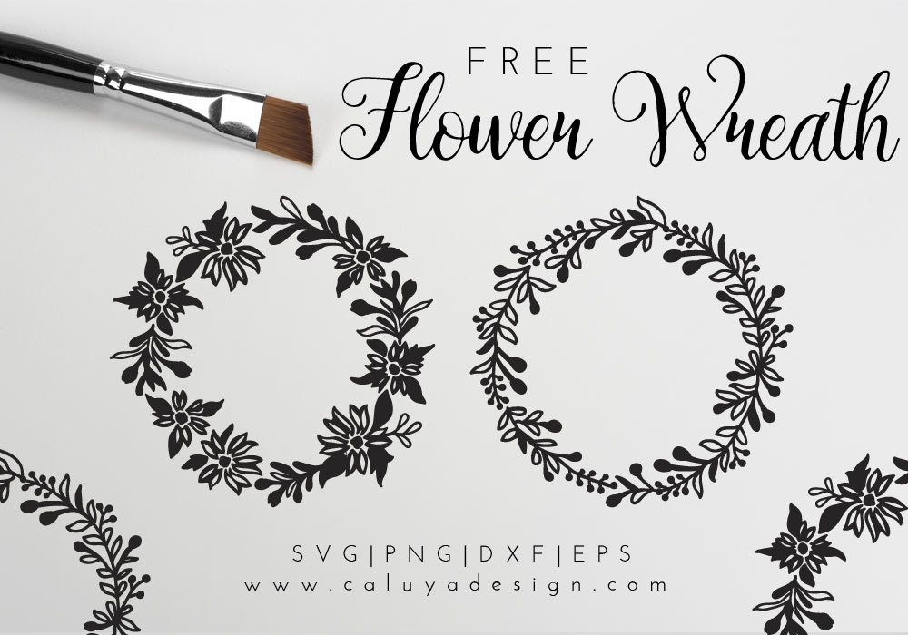 floral svg free #183, Download drawings