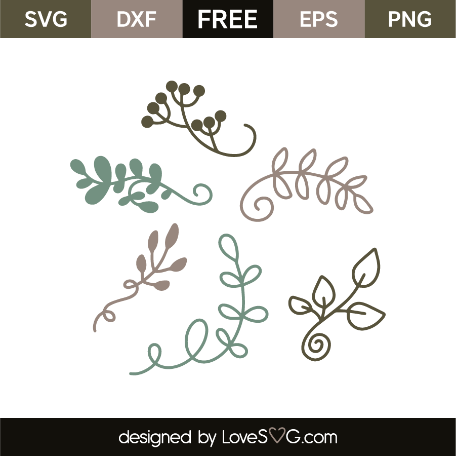 floral svg free #178, Download drawings