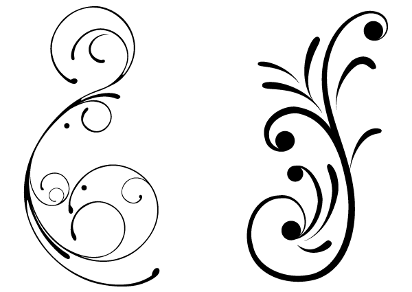 Floral Vector clipart #19, Download drawings