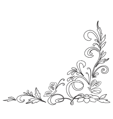 Floral Vector clipart #3, Download drawings