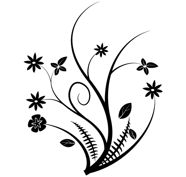 Floral Vector clipart #11, Download drawings