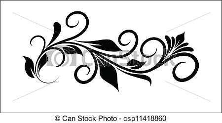 Floral Vector clipart #8, Download drawings
