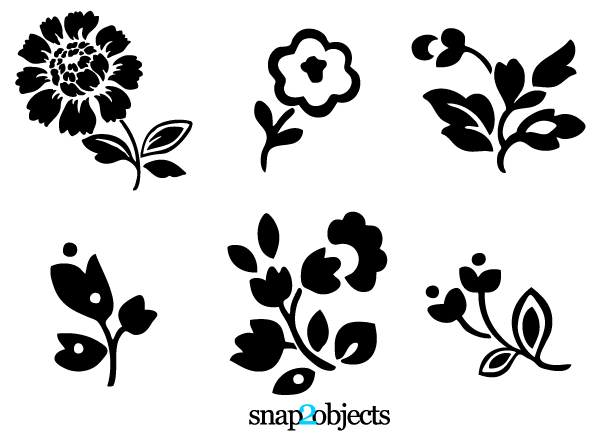 Floral Vector clipart #14, Download drawings
