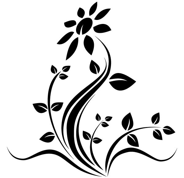 Floral Vector clipart #13, Download drawings