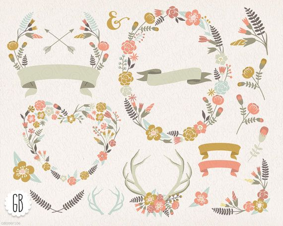 Floral Vector coloring #13, Download drawings