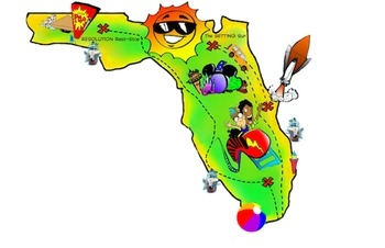 Florida clipart #4, Download drawings