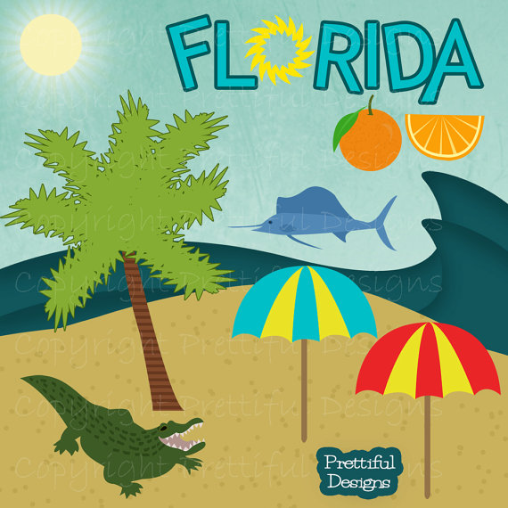 Florida clipart #14, Download drawings