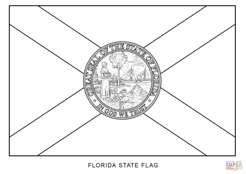 Florida coloring #14, Download drawings