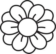 Flower clipart #2, Download drawings
