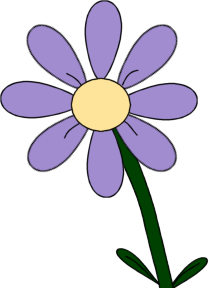 Purple Flower clipart #13, Download drawings