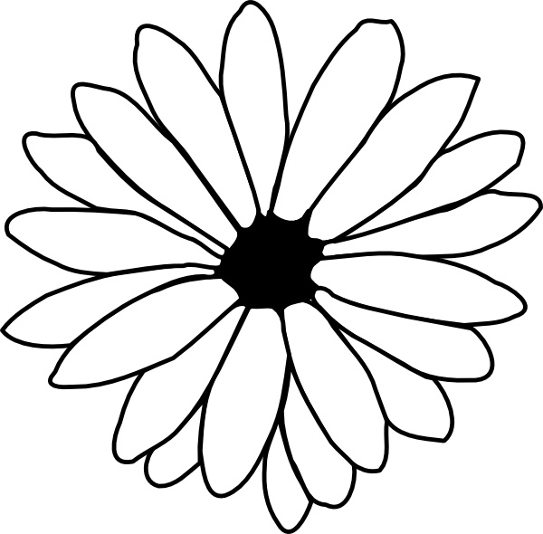 flower outline svg #673, Download drawings