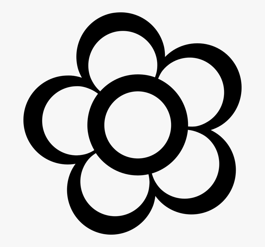 flower outline svg #665, Download drawings