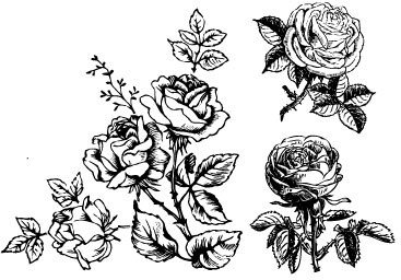 Flower svg #7, Download drawings