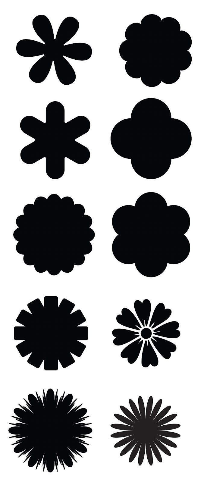 Flower svg #18, Download drawings