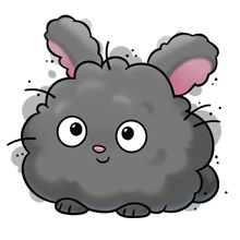 Fluff clipart #4, Download drawings
