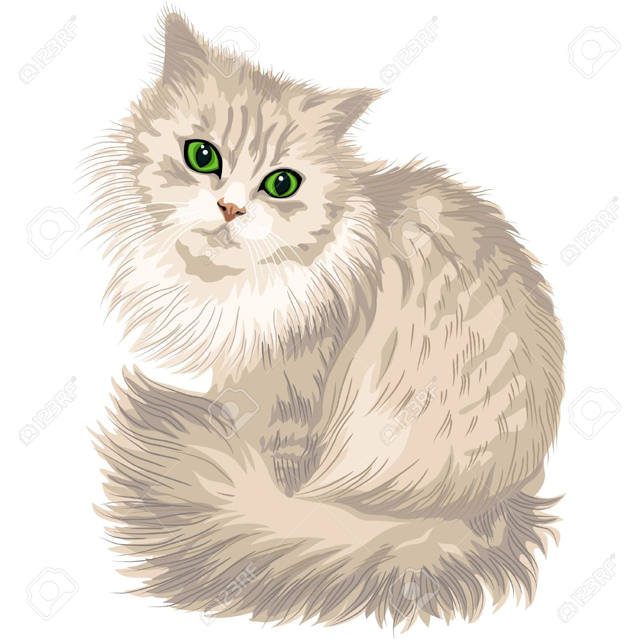 Fluffy clipart #10, Download drawings