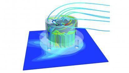 Fluid Dynamics clipart #2, Download drawings