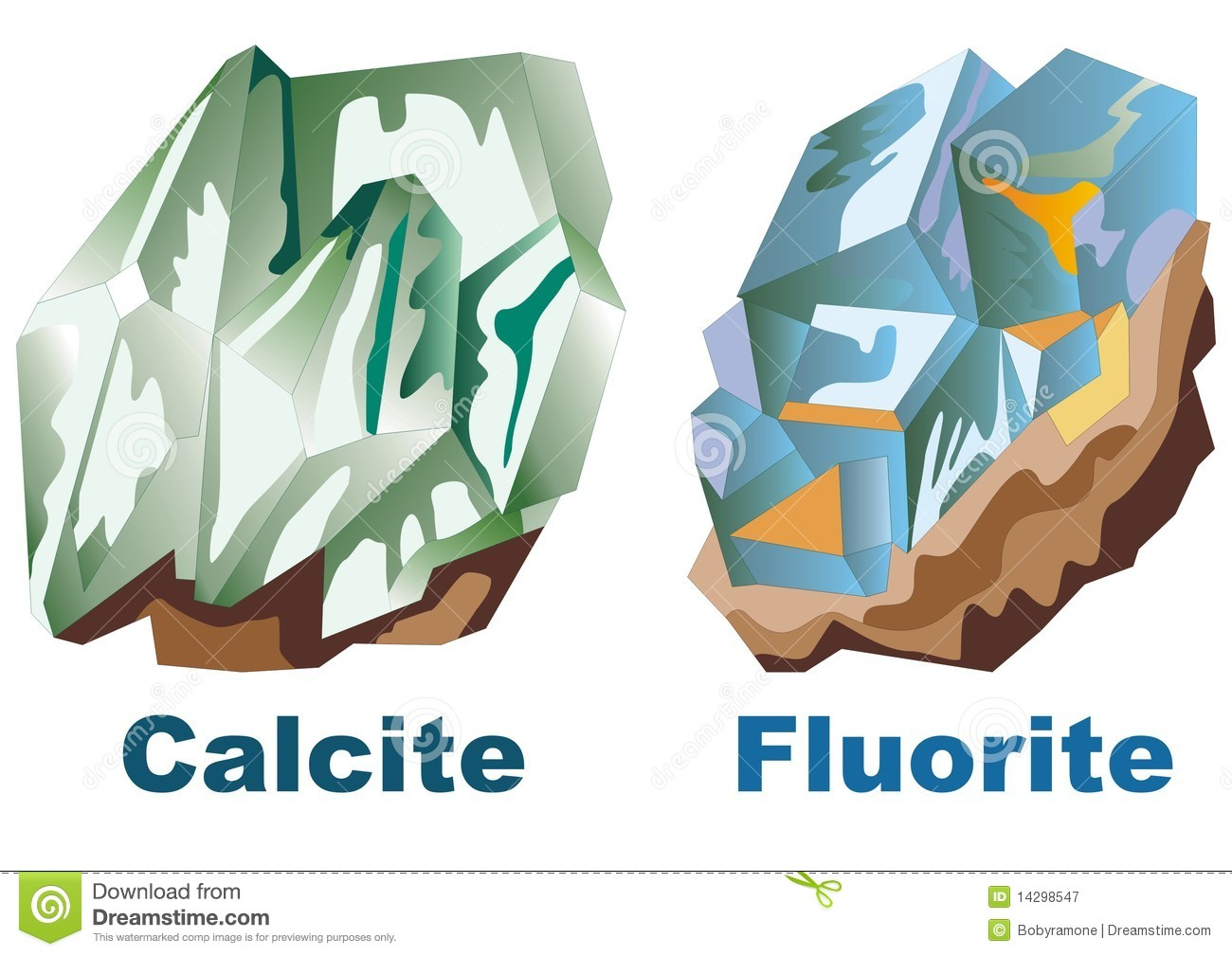 Fluorite clipart #1, Download drawings