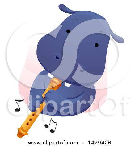 Flute Blue clipart #17, Download drawings