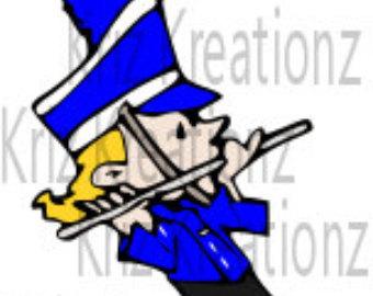 Flute Blue svg #18, Download drawings