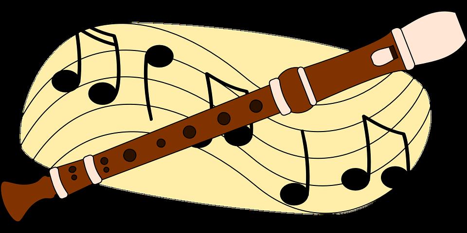 Flute Blue svg #5, Download drawings