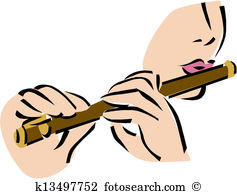 Flute clipart #12, Download drawings