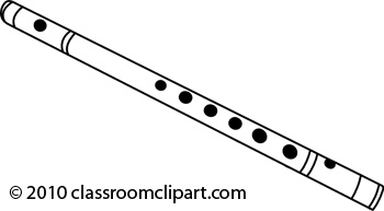 Flute clipart #19, Download drawings