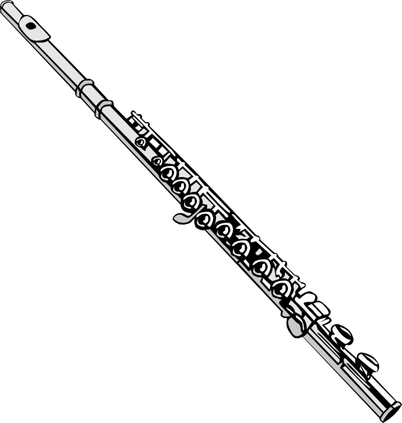 Flute clipart #2, Download drawings