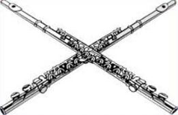 Flute clipart #16, Download drawings