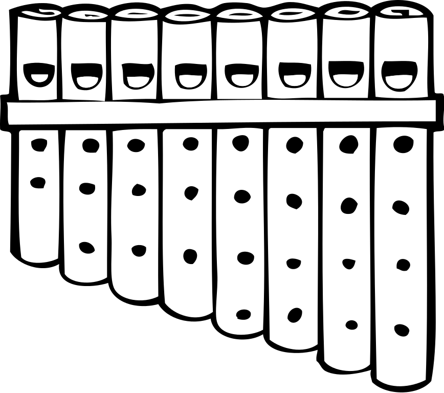 Flute svg #2, Download drawings