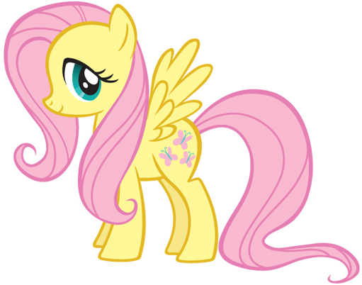 Fluttershy (My Little Pony) clipart #20, Download drawings