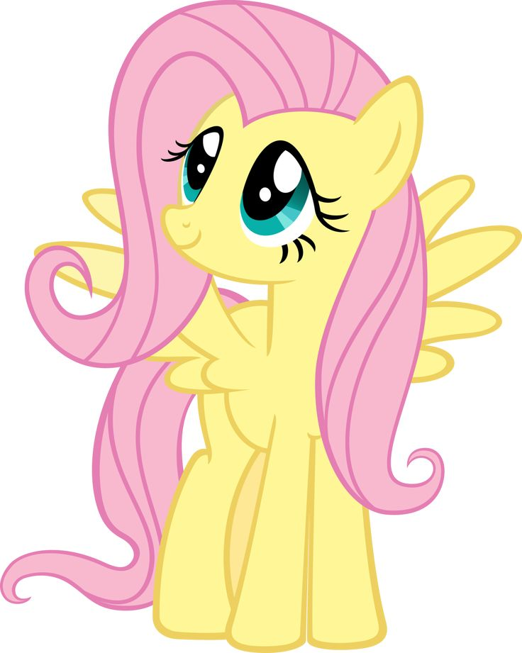 Fluttershy (My Little Pony) clipart #13, Download drawings