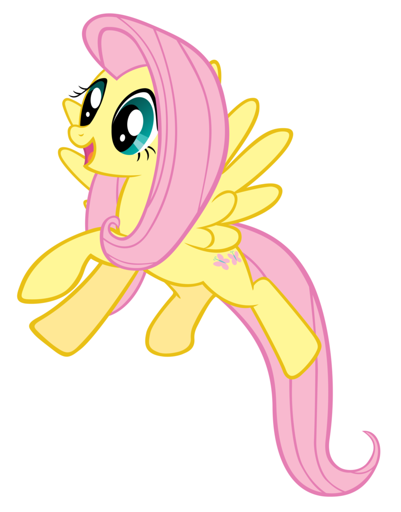 Fluttershy (My Little Pony) clipart #17, Download drawings