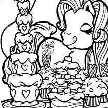 Fluttershy (My Little Pony) coloring #4, Download drawings