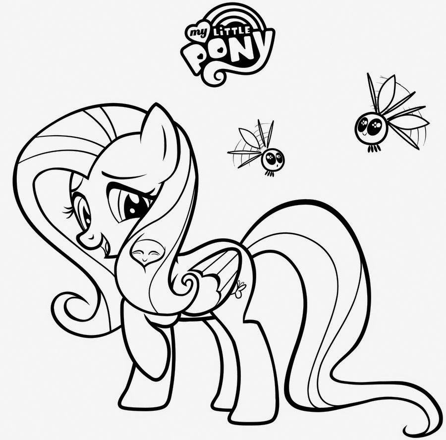 Fluttershy (My Little Pony) coloring #15, Download drawings