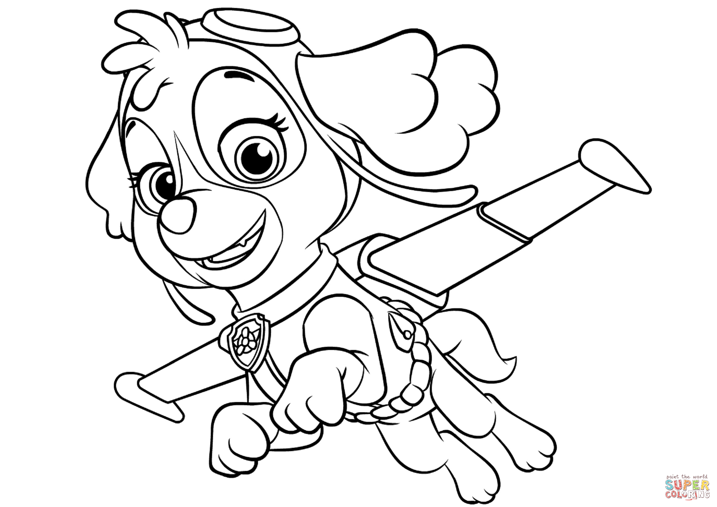 Flying coloring #5, Download drawings