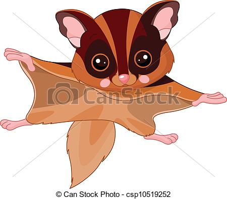Flying Squirrel clipart #15, Download drawings