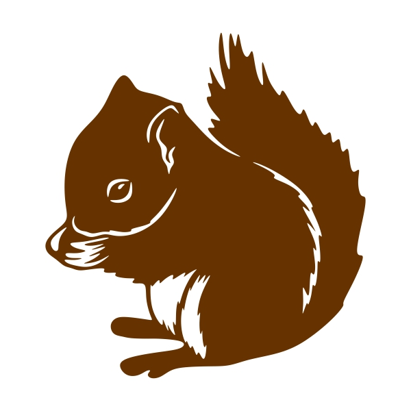 Squirrel svg #12, Download drawings