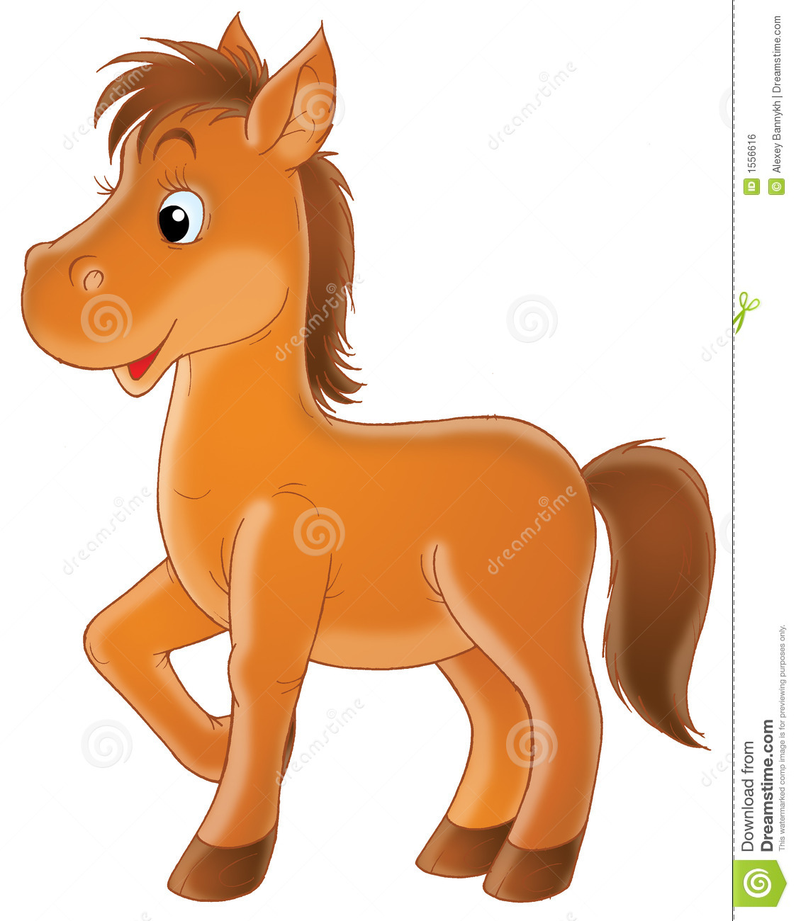 Foal clipart #14, Download drawings
