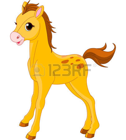 Foal clipart #17, Download drawings