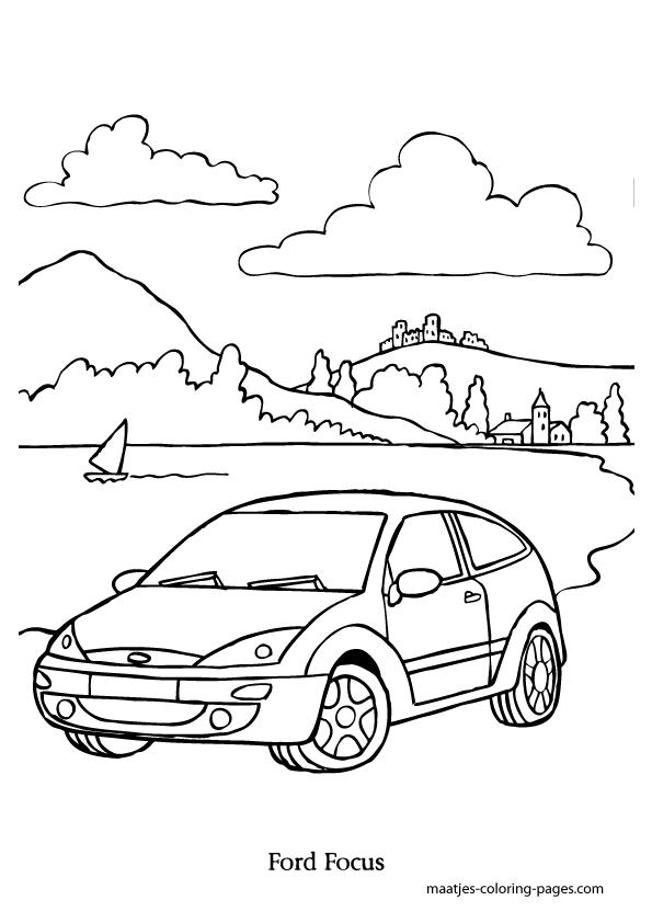 Focus coloring #7, Download drawings
