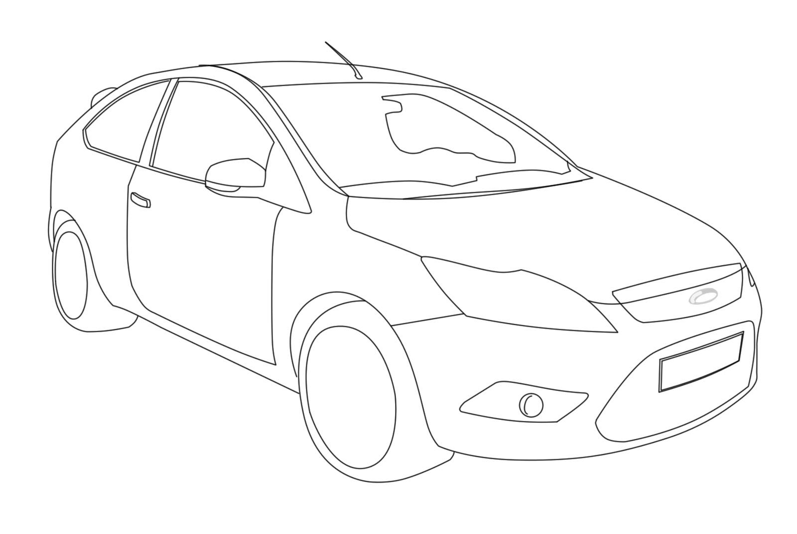 Focus coloring #4, Download drawings