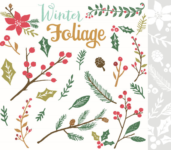 Foliage clipart #12, Download drawings