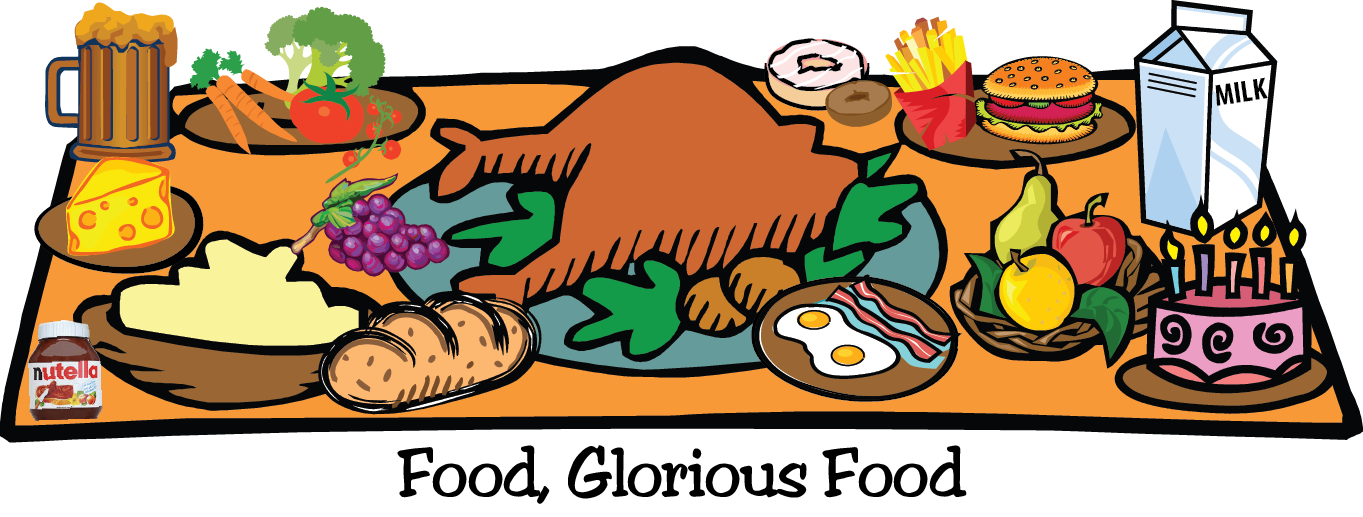 Food clipart #2, Download drawings